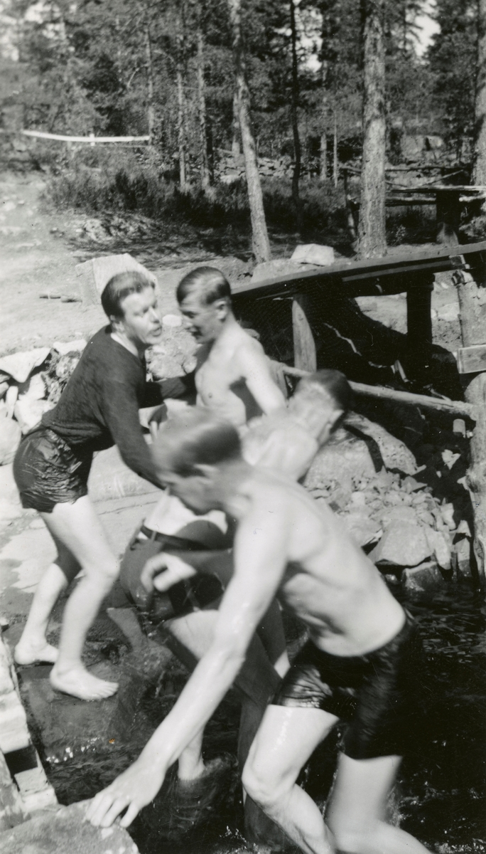 Activities at the Rudhytta cabin