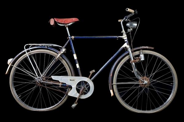 cykel med navväxel