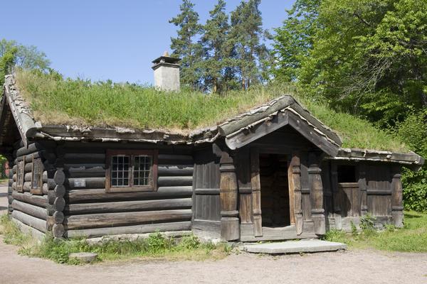 Stue fra Væråsmogen. Foto/Photo