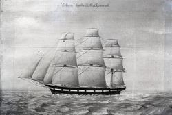 Octavia, det fartyg med vilket det forssmanska expeditionen