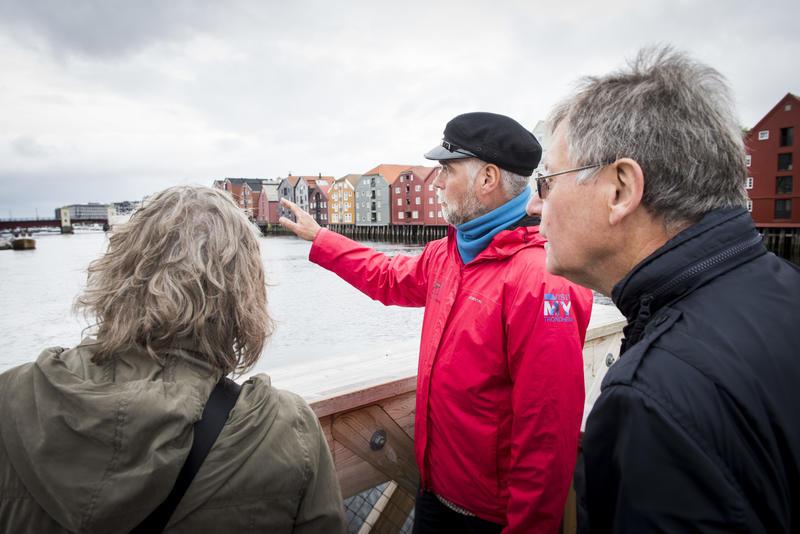 Maritim vandring i Trondheim (Foto/Photo)