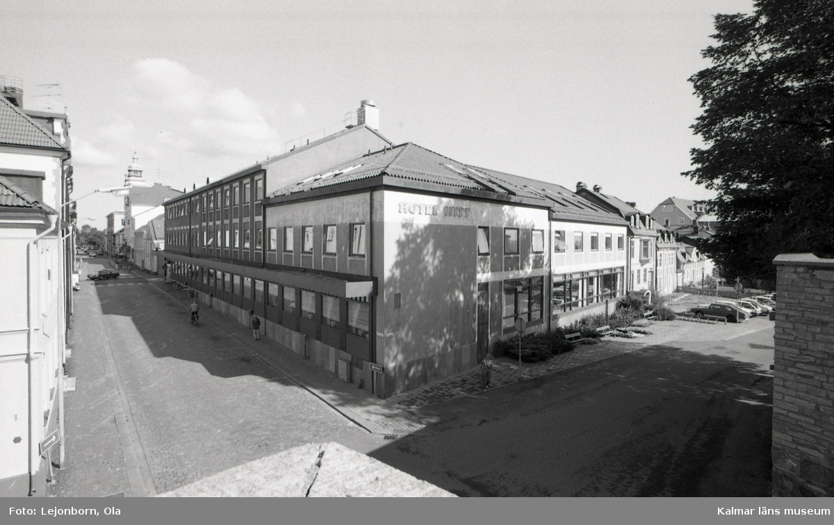 Hotell Witt, Kalmar.