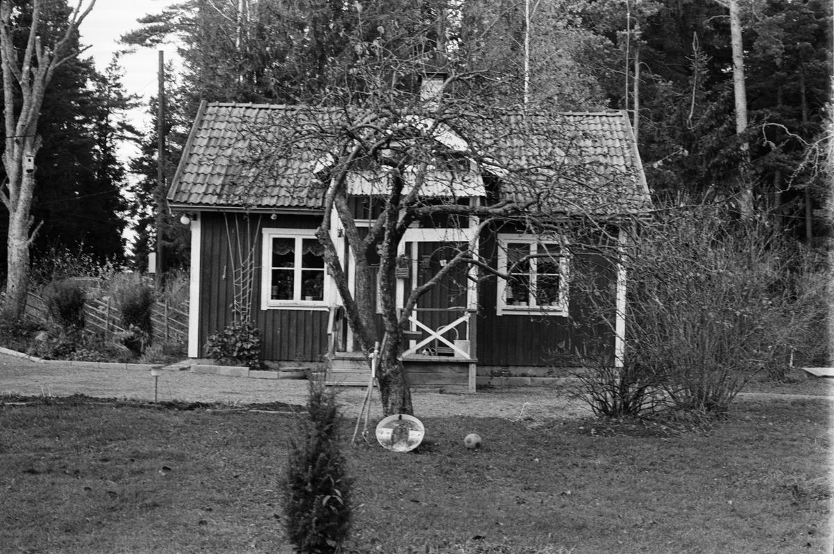 Bostadshus, Tensta-Forsa 20:1, Tensta socken, Uppland 1978