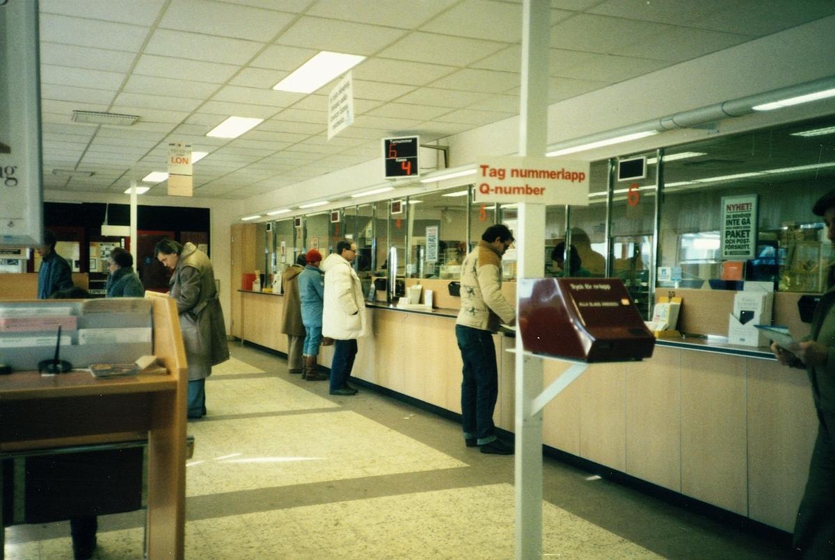 Postkontoret 263 01 Höganäs Storgatan 60