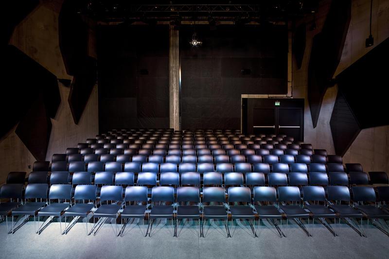 Scenen - kinooppsett