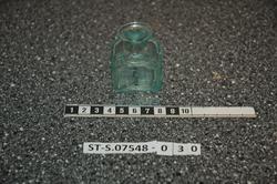 Glassflaske