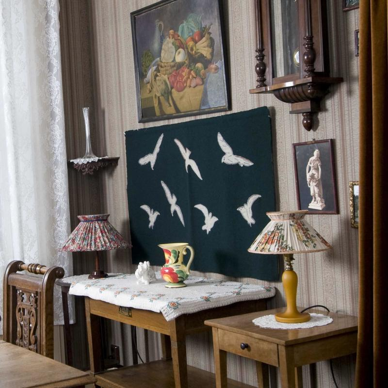 NF.32823-001. Gunda Eriksens hjem (Foto/Photo)