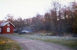 Mangelhuset, dräng- och skogsarbetarbostad tillhörande Gunne