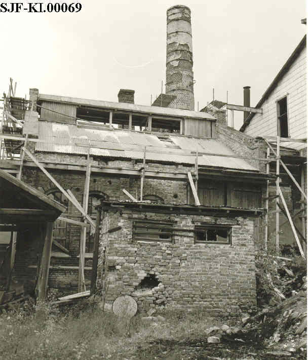 Klevfos cellulose & papirfabrikk (Foto/Photo)