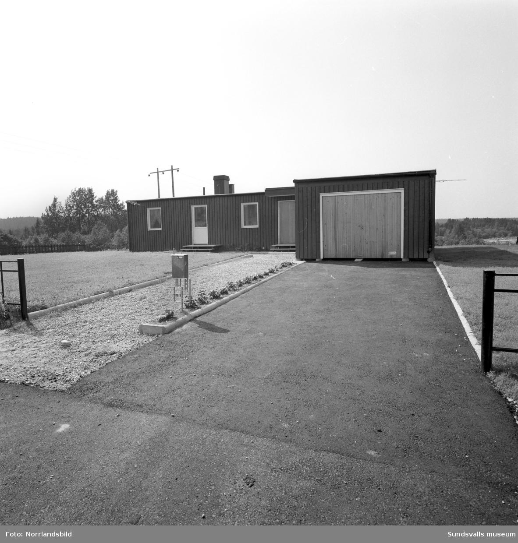Villa på Harrvägen 15 i Mjösund, Njurunda.