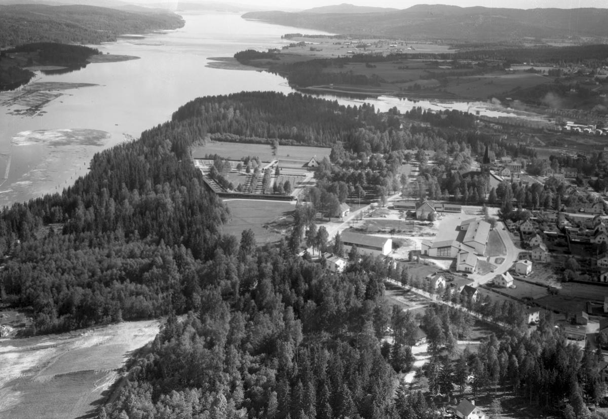 Värmland från luften 1963: Torsby