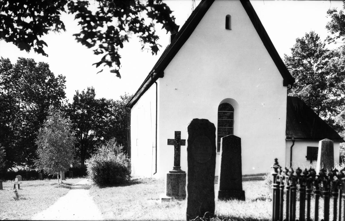 Idenors kyrka - Kringla