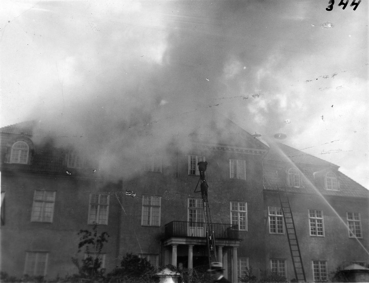Branden i Brandalsund 28/5 1933.