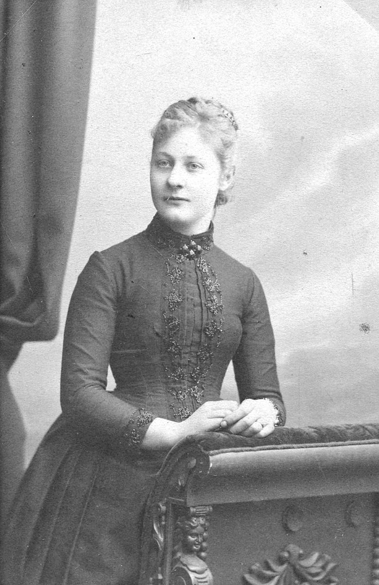 Augusta Strandberg.