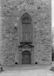 Vår Frues Kirke. fotogr. for Ark. Tverdal