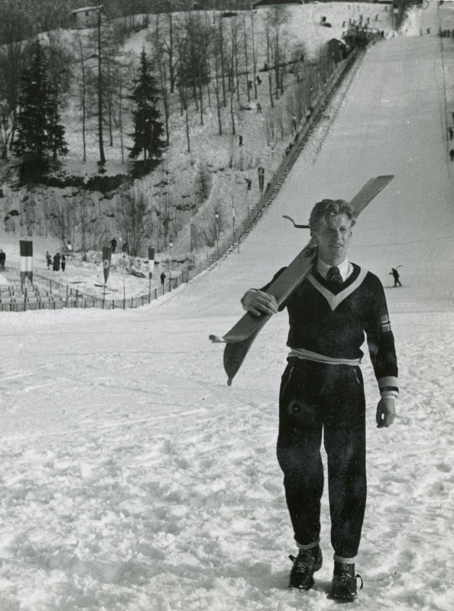Athlete Birger Ruud