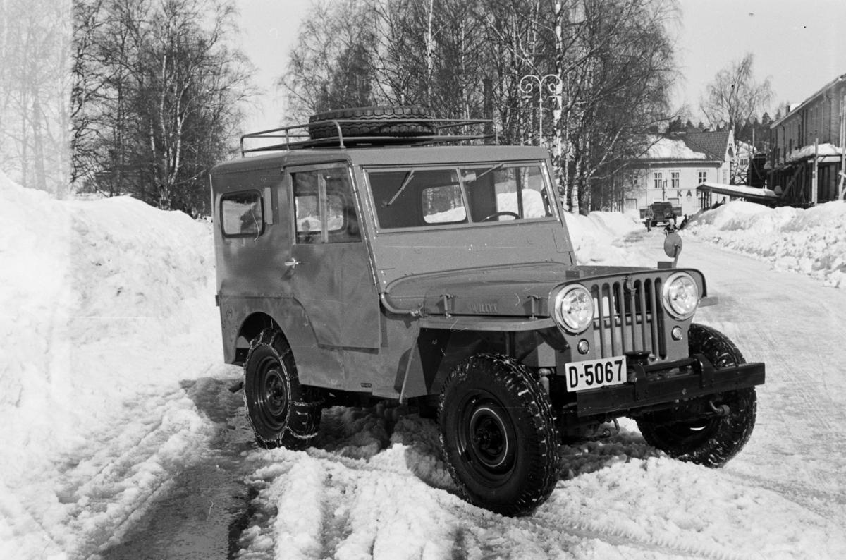 Bil.Willys CJ-2a jeep