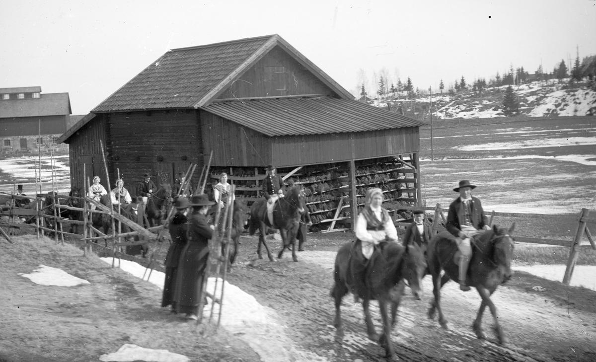 Kryckeståt i Bro, Storvik