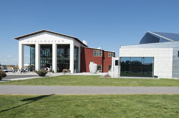 Marinmuseum i Karlskrona är ett statligt museum med inriktning på Sveriges sjöförsvar.