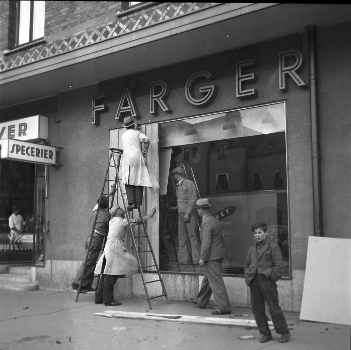 Höststormen  September 1937