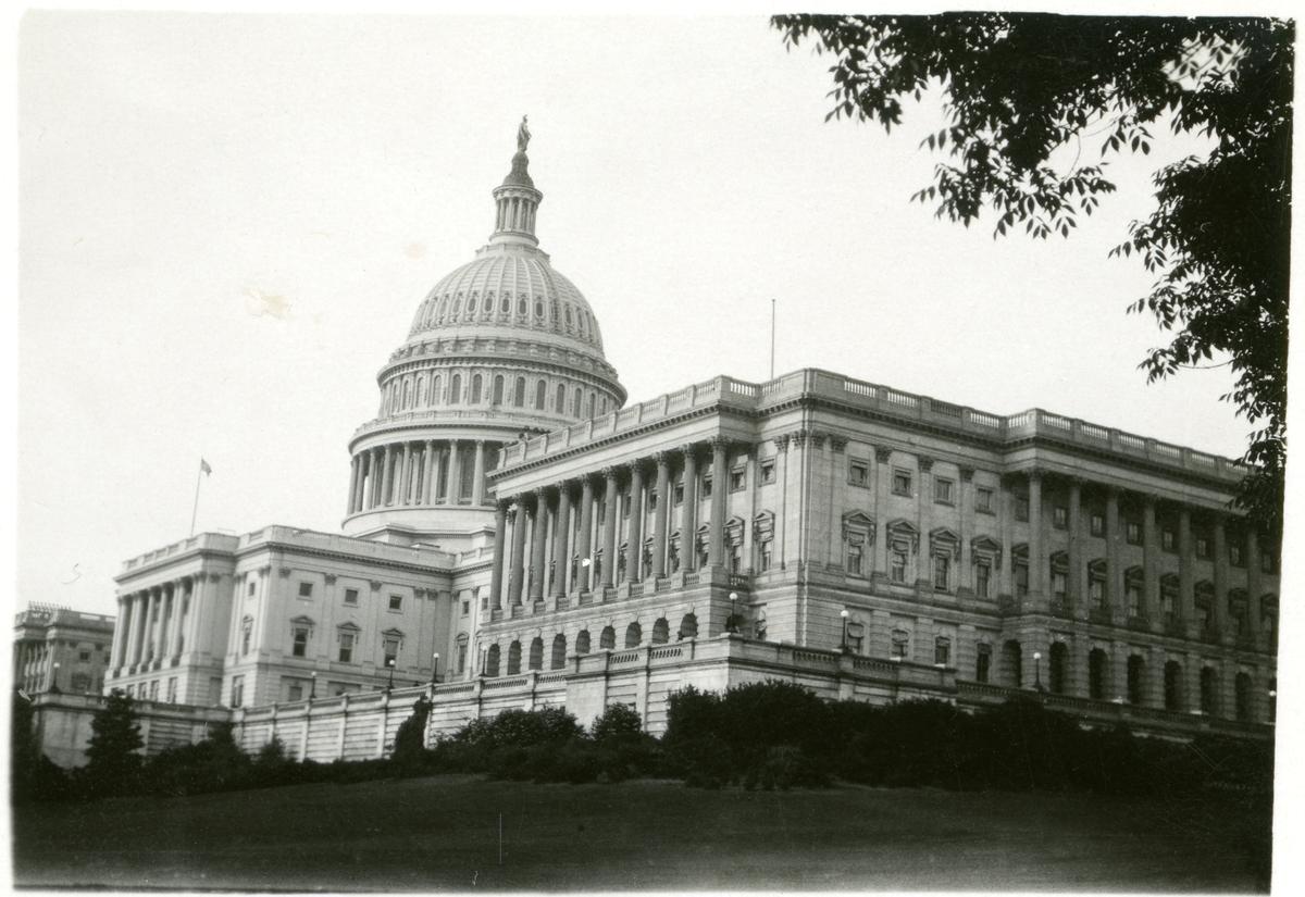 United States Capitol.