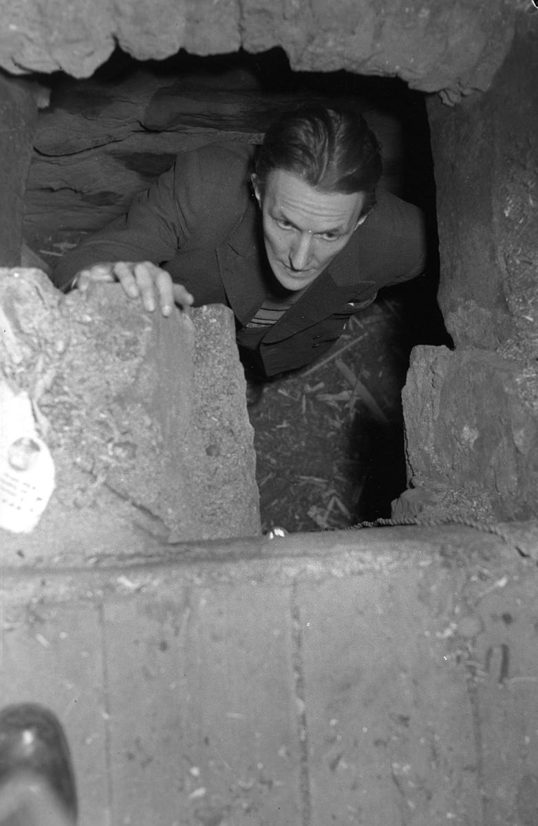 Fängelset i Gävle. Reportage. 30 januari 1950.