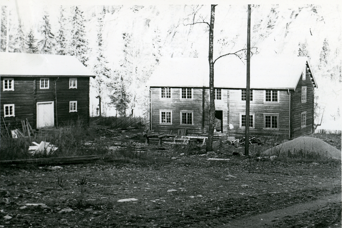 Stabelbygningen, Bagn Bygdesamling, Sør-Aurdal.