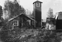 Vaktstuga vid Fredrikskans.