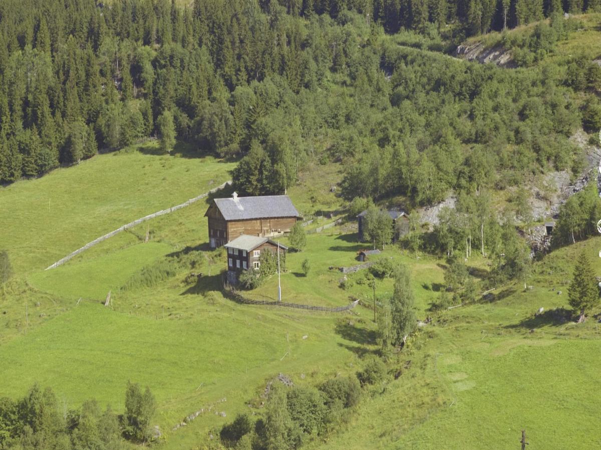 Kårstad, småbruk, gamle bygninger, Bødalen, Vestre Gausdal