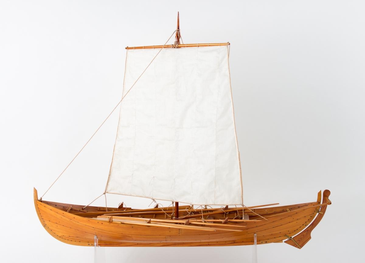 Kirkebåt fra Ostefjord