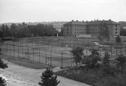Tennisbanen Sommerro
