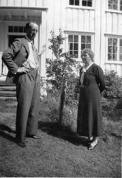 """""""Den historiske tur til Veøy 06.07.1937""""."""