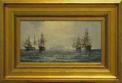 Sjödrabbning (Slaget vid Helgoland?)