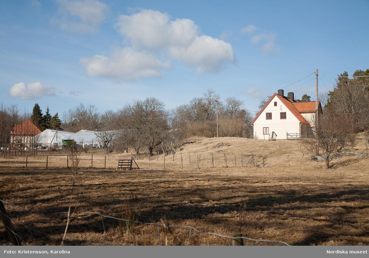 Tyresö slott, trädgårdsmästarbostaden