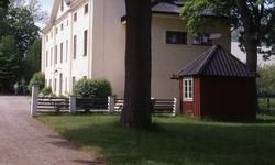 Tolvfors herrgård. Tolvfors bruk blev byggnadsminne 1983.