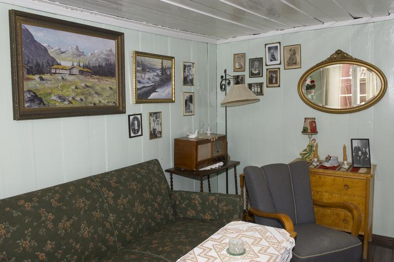 Stua i hus fra Enerhaugen