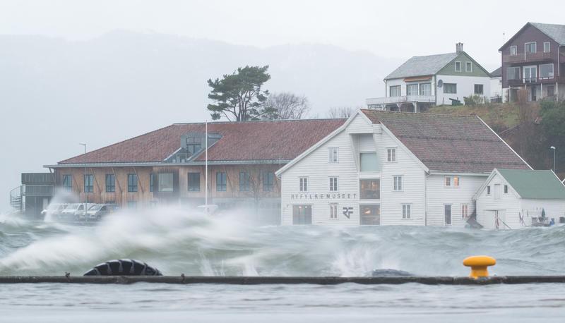 Varmare, våtare villare Rapport om museas møte med klimautfordringane (Foto/Photo)