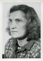 Ragnhild Strøm., fotografert i forbindelse med rettsaken