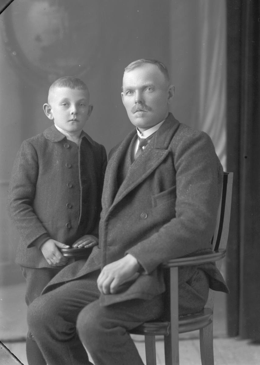 Erik och Gustaf Ekström