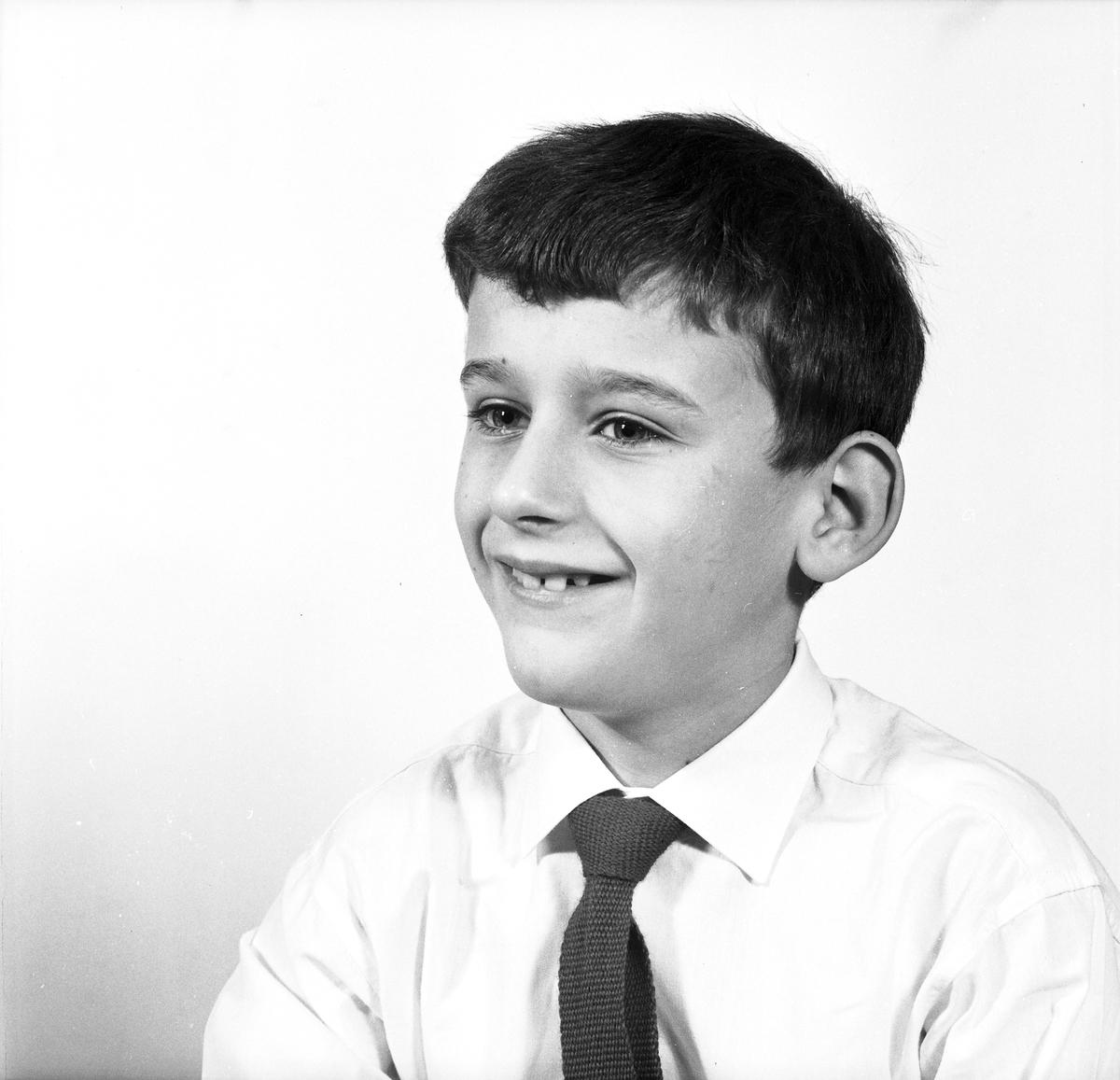 Fotografi av pojke.