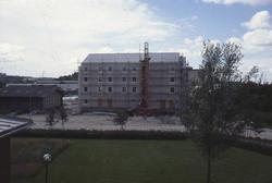 Bohusläns museum - utsikt åt nordväst från fönster på andra