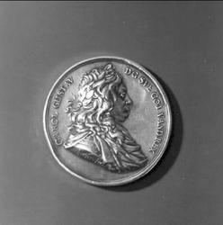 Carl X Gustavs minnesmedalj med anledning av tåget över bält