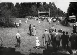Folkeliv under Stenbergdagen 1955