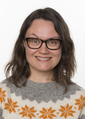 Kirsten Frønes