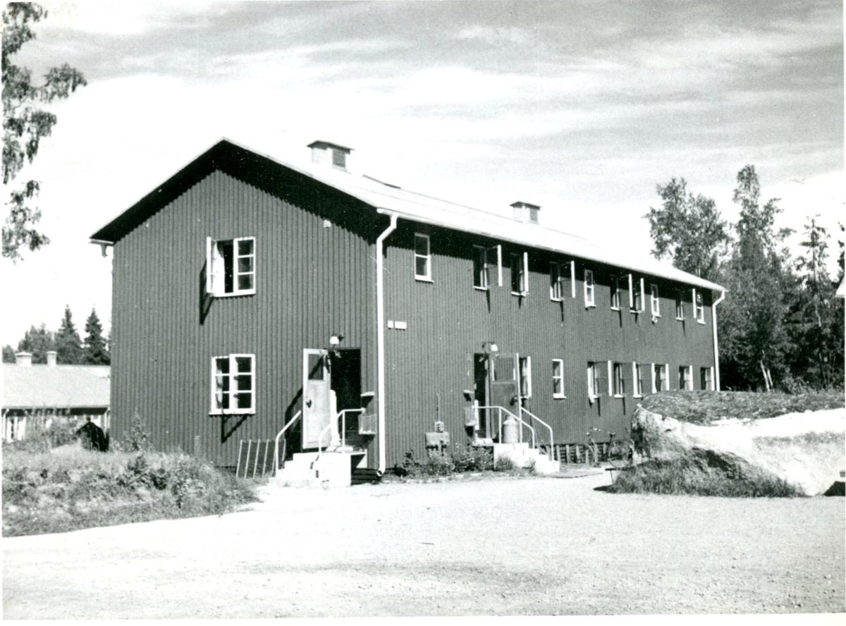 Villingsberg, Närke. Manskapsbarack.