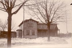 Räntmästare Meléns villa 1895.