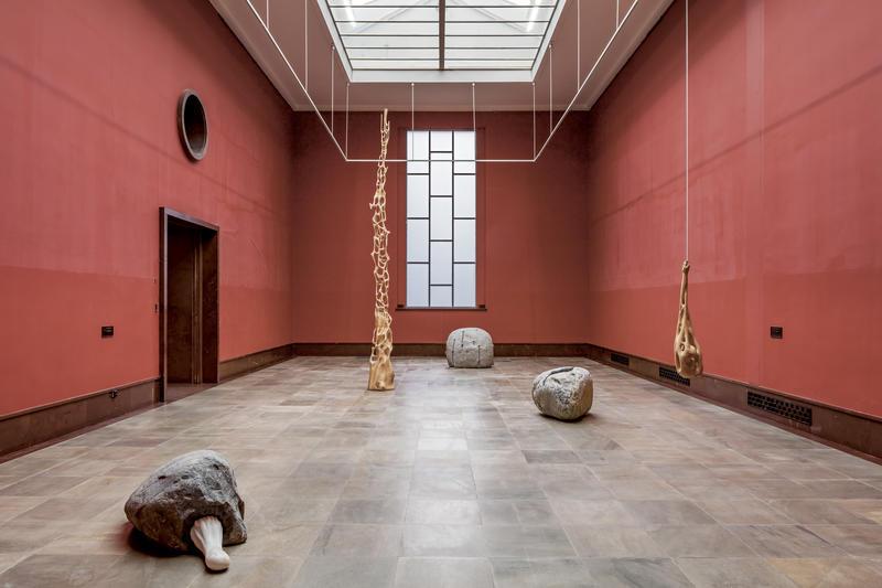 Mattias Härenstam Installasjonsfoto fra Vigelandsmuseet 2016.