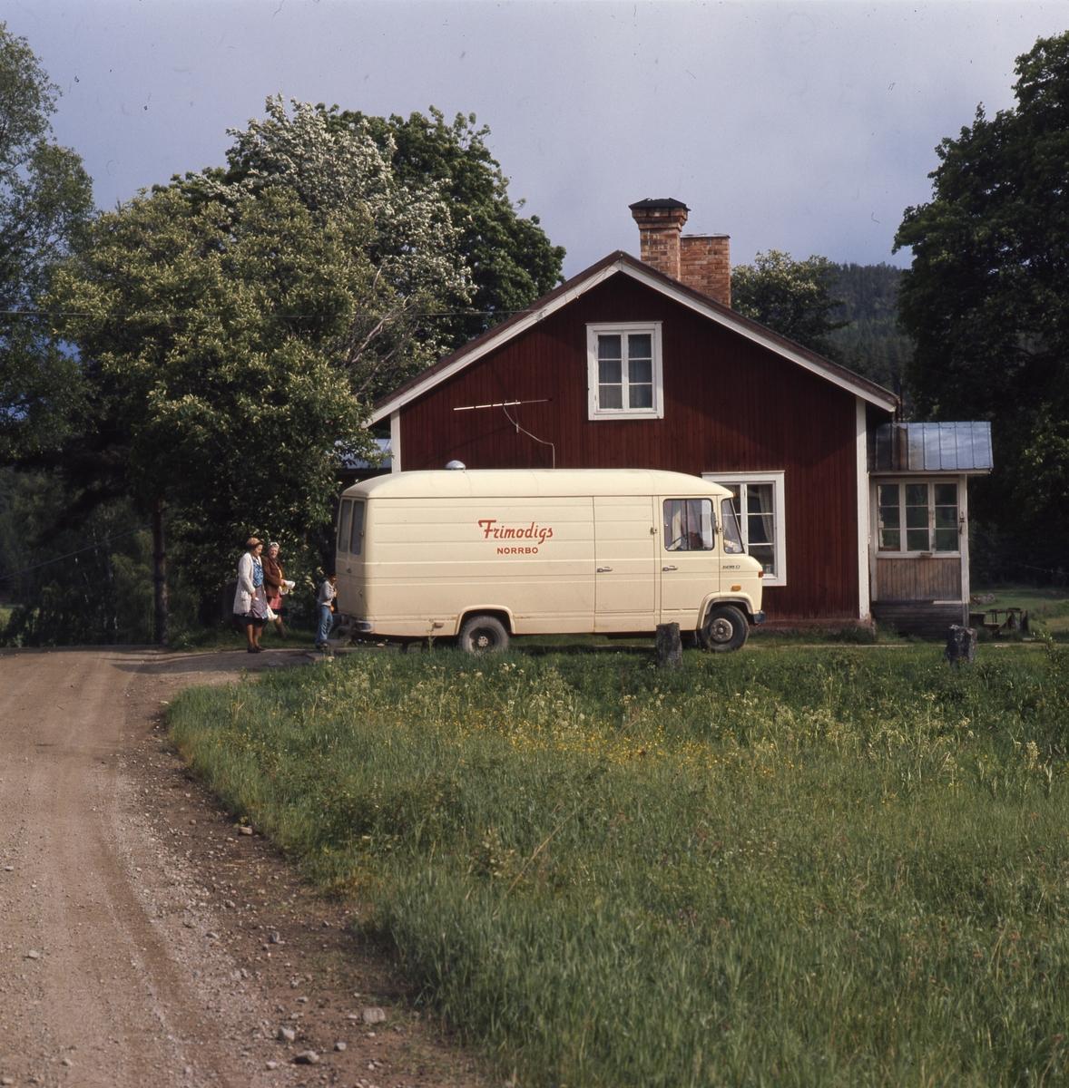 God Jul och Gott Nytt r, Norrbo, Hlsingland - Europeana