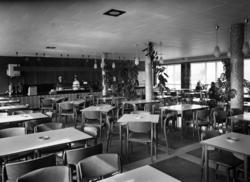 Bodø stasjonsbygning, jernbanerestauranten