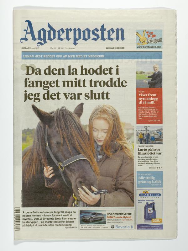 Agderposten (Foto/Photo)